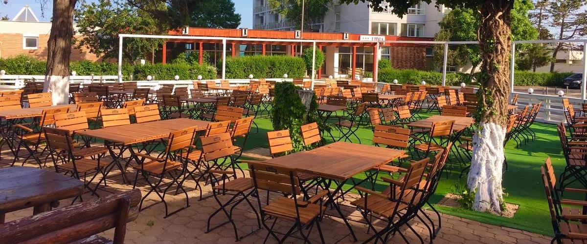 Terasa-restaurantHOTEL VENUS